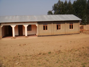 Classrooms at Mbeya